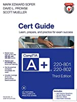 CompTIA A+ 220-801 and 220-802 Cert Guide, 3rd Edition Front Cover