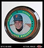 1971 Topps Coins # 125 Juan Marichal San Francisco Giants (Baseball Card) Dean's Cards 2 - GOOD Giants