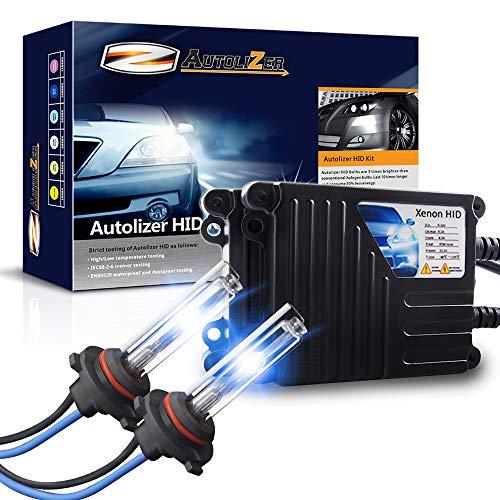 Autolizer 35W Xenon HID Lights - 9005 9055 H12 (10000K Dark Blue)