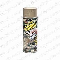 Performix PLASTI DIP Intl. Mulit-Purpose Rubber Coating Spray CAMO TAN 11oz