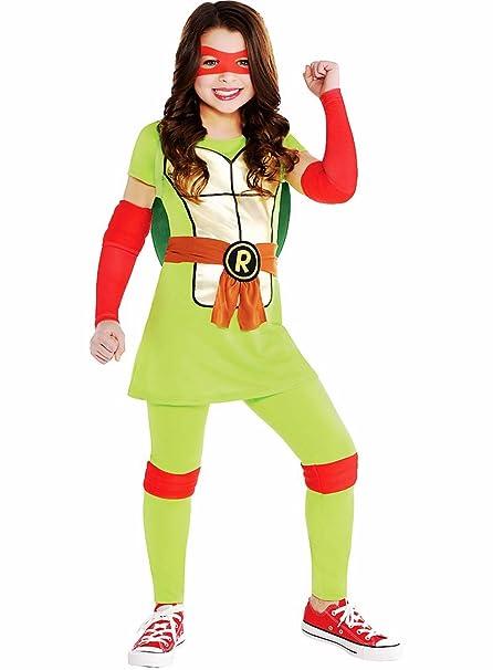 hallocostume girls raphael costume teenage mutant ninja turtles halloween costumes for girls