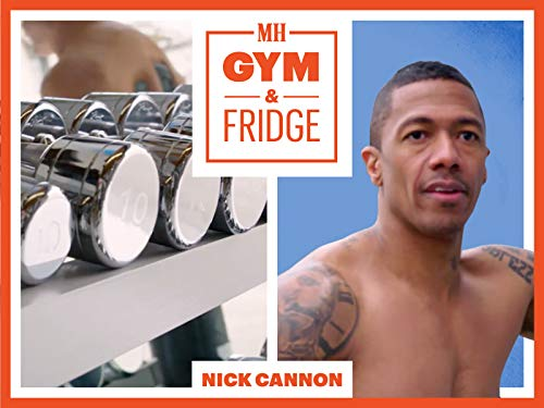 Nick Cannon Shows His Home Gym & Fridge