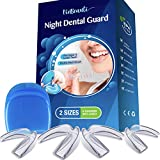 Teeth Grinding BPA/Latex Free Moldable Custom Dental Night Guards, FDA Approved, Upper