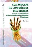 Com millorar les competències dels docents: 004 (Desenvolupament Personal)