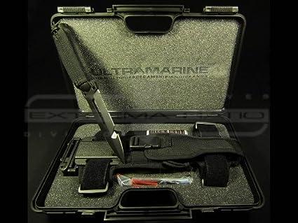 Amazon.com: extrema Ratio Ultramarine Multipurpose cuchillo ...