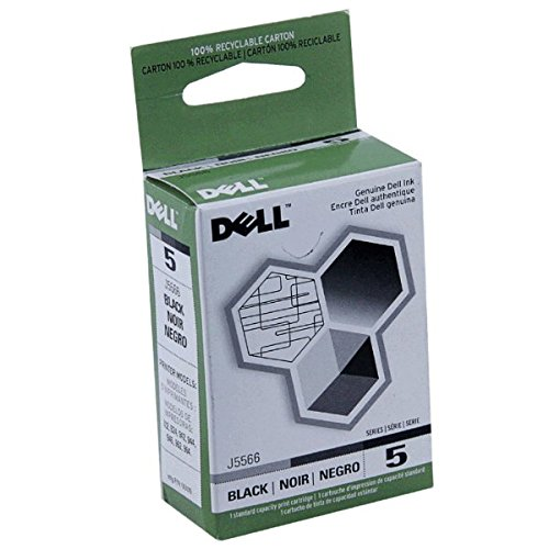 Dell Ink Cartridge 5 Series - J5566 - Black