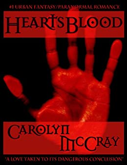 HeartsBlood: A Paranormal Romance/Urban Fantasy Thriller: For fans of Charlene Harris and Game of Thrones (Blood Magic Series Book 1) by [McCray, Carolyn]