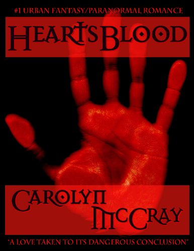 HeartsBlood: A Paranormal Romance/Urban Fantasy Thriller: For fans of Charlene Harris and Game of Thrones (Blood Magic Series Book 1)