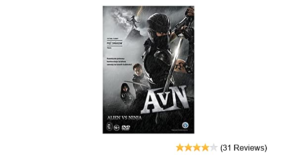 Amazon.com: Alien vs. Ninja [DVD] (IMPORT) (No English ...