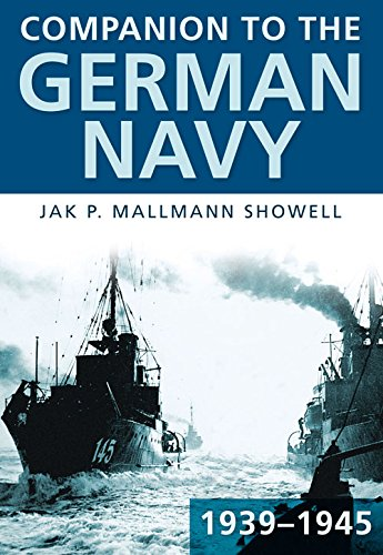 Companion to the German Navy 1939-1945 ebook