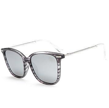 HYP Gafas de Sol Polarizadas conUV400 & marco TR90 Irrompible Vintage Polarized Wayfarer Gafas de Sol
