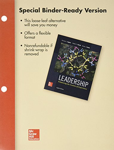 Loose Leaf for Leadership