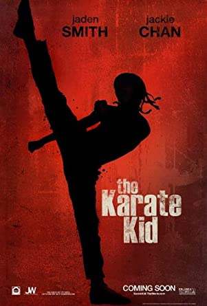 The Karate Kid Jackie Chan Region 2 Pal Format Movies Tv