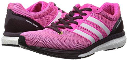 5 Adidas Boost Chaussures Femmes Boston Adizero De Course Noir Pour YgwZOq
