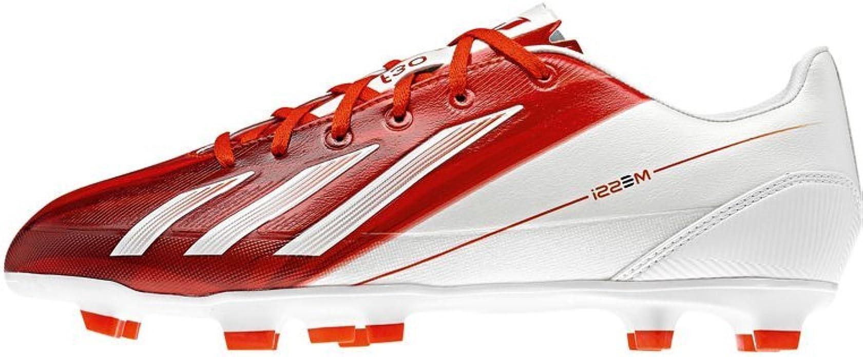 adidas F30 TRX - Botas de fútbol (Messi), Color Blanco/Negro ...