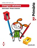 img - for Supercompetents en... Llengua catalana. 2 Prim ria, 3 Trimestre. Constru m. Quadern book / textbook / text book
