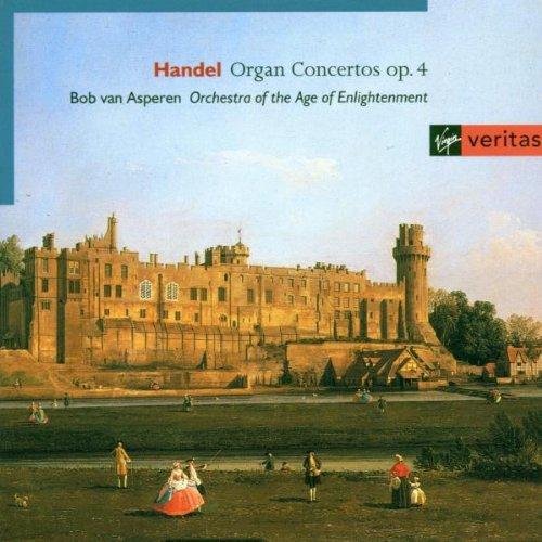 - Handel: Organ Concertos Op. 4