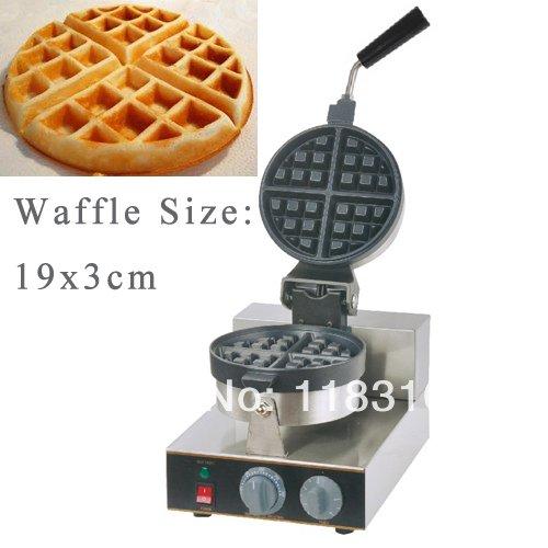 commercial belgium waffle iron - 3
