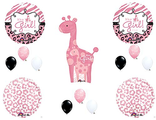 cheetah baby shower - 3