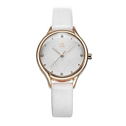 Relojes De Mujer De Moda Mejor Marca Reloj De Lujo Ultra Fino Reloj De Pulsera De