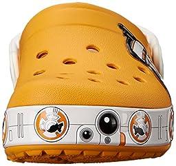 crocs Kids\' Crocband Star Wars Hero Clog (Toddler/Little Kid), Multi, 4/5 M US Toddler
