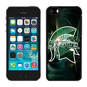 WMSHOPE? iPhone 4 4s Case Cover NCAA BIG TEN CONFERENCE MICHIGAN STATE SPARTANS