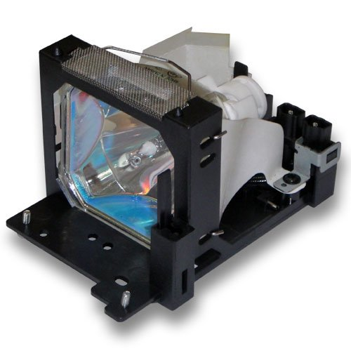 Image of AmpacElectronics PJ750-3 PJ7503 Replacement Lamp with Housing for Viewsonic Projectors Lamps