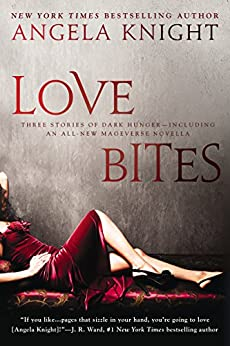 Love Bites (Mageverse series) by [Knight, Angela]
