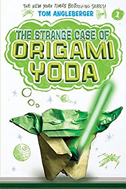 The Strange Case of Origami Yoda: A similar book to diary of a wimpy kid