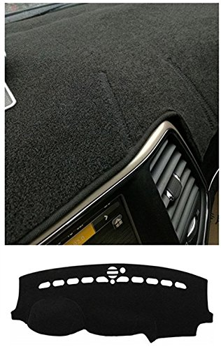Nicebee Dash Mat Pad Sun Shade Dash Board Cover Carpet Dashboard Cover Pad For Jeep Grand Cherokee 2011-2016