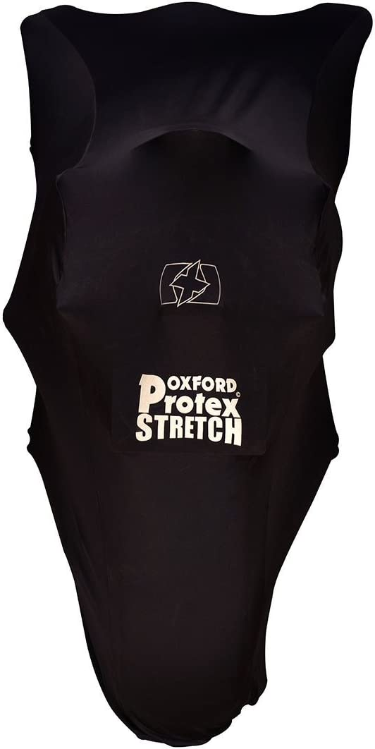 Coprimoto elastico Oxford taglia S Protex Premium Stretch nero