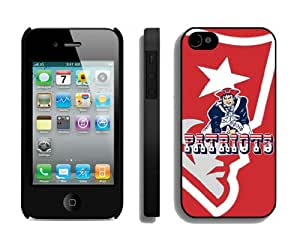 New England Patriots Iphone 4S Or Iphone 4 Case Best Custom Phone Cover By CooCase