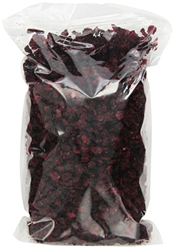 UNSWEETENED 1 lb. Low Moisture Dried Cranberries