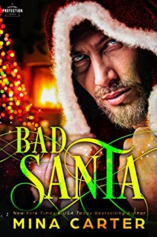 Bad Santa (Paranormal Protection Agency Book 9) by [Carter, Mina]