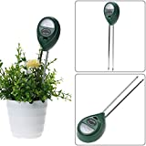 Machine Accessories New 2 In 1 Soil Moisture Meter And Ph Level Tester For Plants Crops Grass Flowers Vegetable