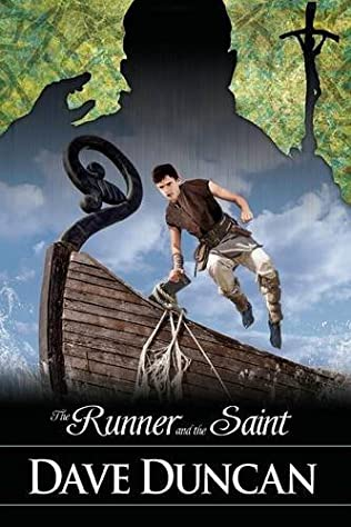 book cover of The Runner and the Saint