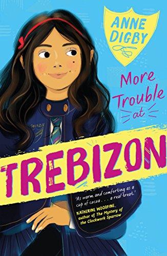 More Trouble Trebizon Boarding School ebook product image