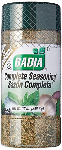 Badia Seasoning Complete, 12-Ounce (Pack of 6) by Badia