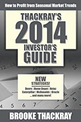 by Thackray, Brooke Thackray's 2014 Investor's Guide (Thackray's Investor's Guide) (2014) Paperback