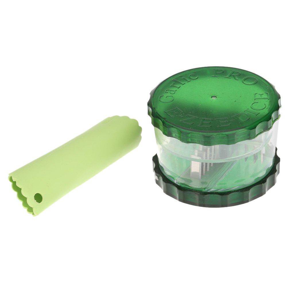 FSSR Garlic Chopper Press Peeler Slicer Cutter Nuts Ginger Spice Mincer Presser