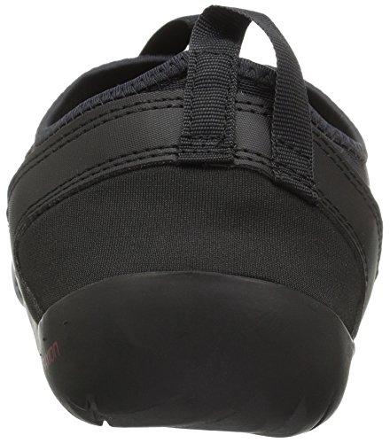 Adidas Utomhus Mens Climacool Jawpaw Slip-on Vatten Skor Svart / Vit / Nytta Svart