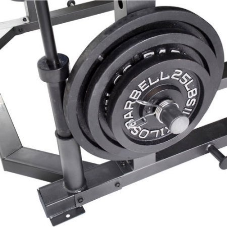 300 lb Weight Set with Power Rack