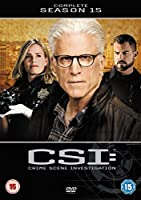 CSI - Crime Scene Investigation - Season 15