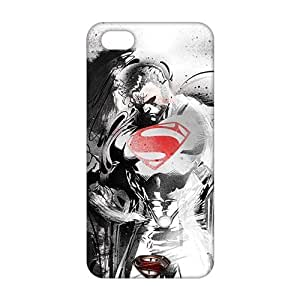 3D Case Cover Cartoon Anime Superman Phone Case For Iphone 5/5S Cover