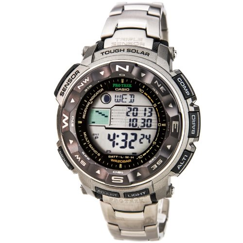 Casio PRW2500T-7CR Cannon Gate Pub Inc