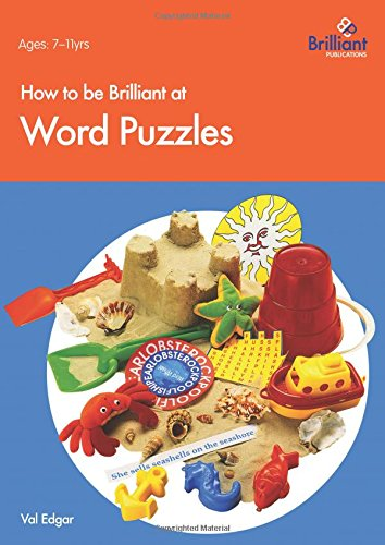 Download How to be Brilliant at Word Puzzles ebook