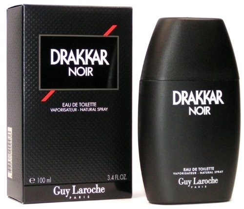 Guy Laroche Drakkar Noir Eau De Toilette Parfum Spray perfume 100 ml / 3.4 - Face Shape Frames Eyeglass