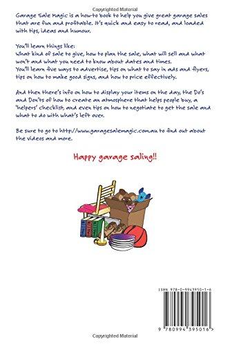Garage Sale Magic Myra Ann Pickens 9780994395016 Books Amazon Ca