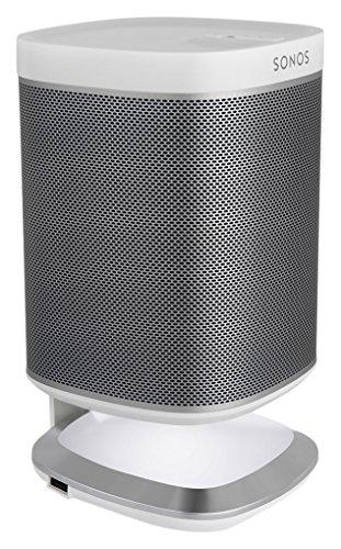 Flexson oplaadstandaard voor Sonos Play: 1 wit