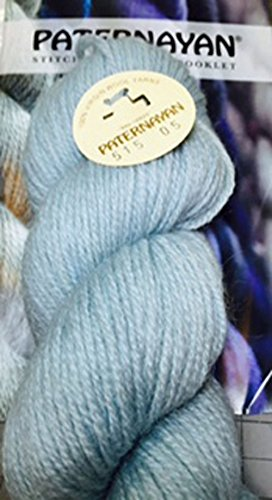 Paternayan Needlepoint 3 Ply Wool Yarn Color 515 Old Blue